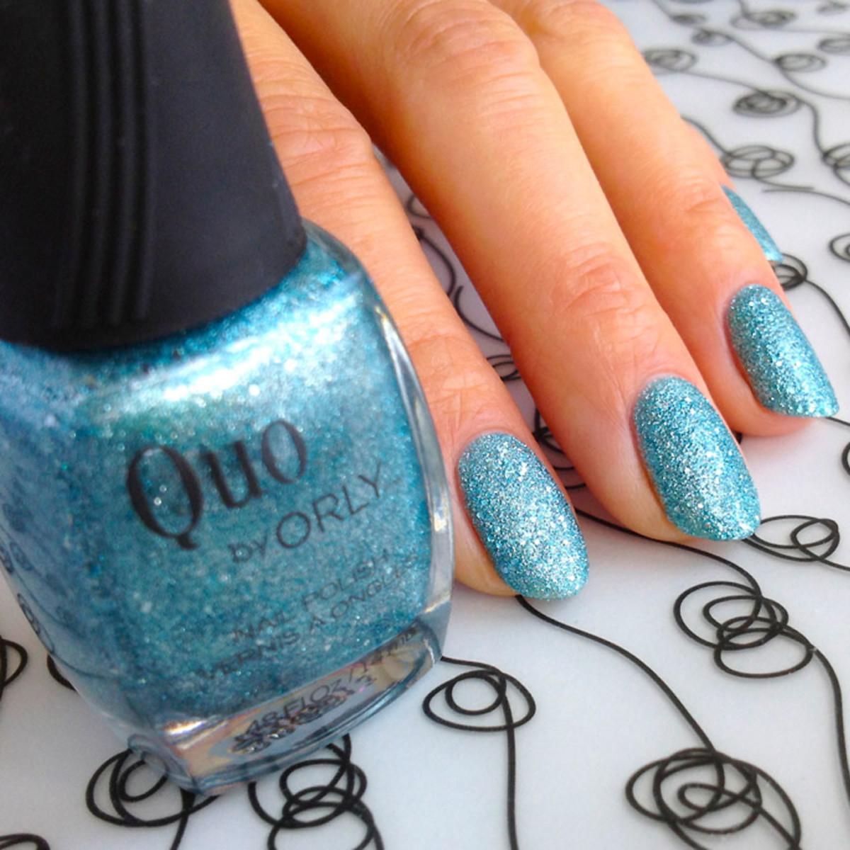 Quo by Orly Mega Aqua