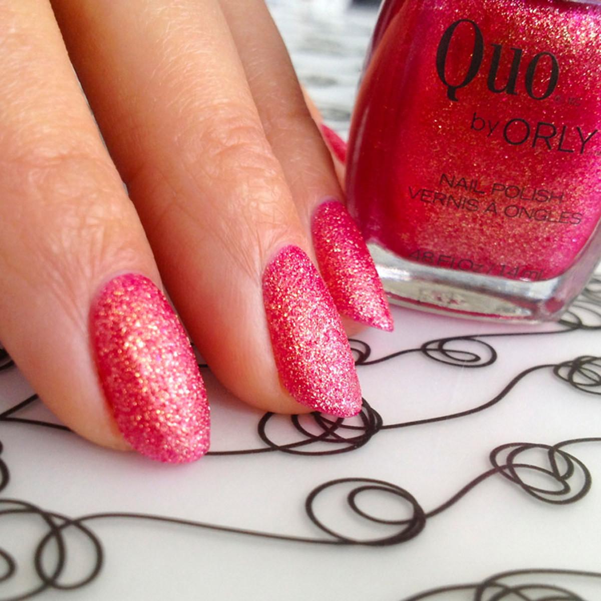 Quo by Orly Mega Fuchsia