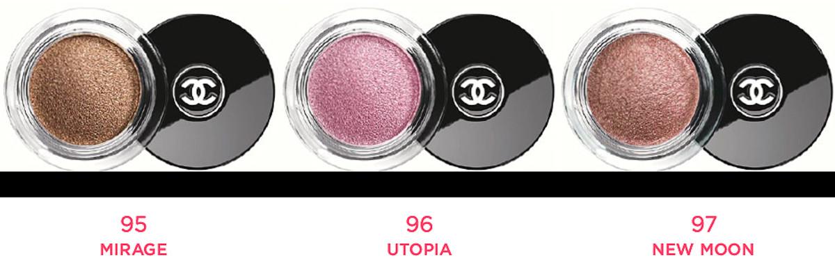 Chanel summer makeup 2014_Mirage_Utopia_New Moon eye shadow