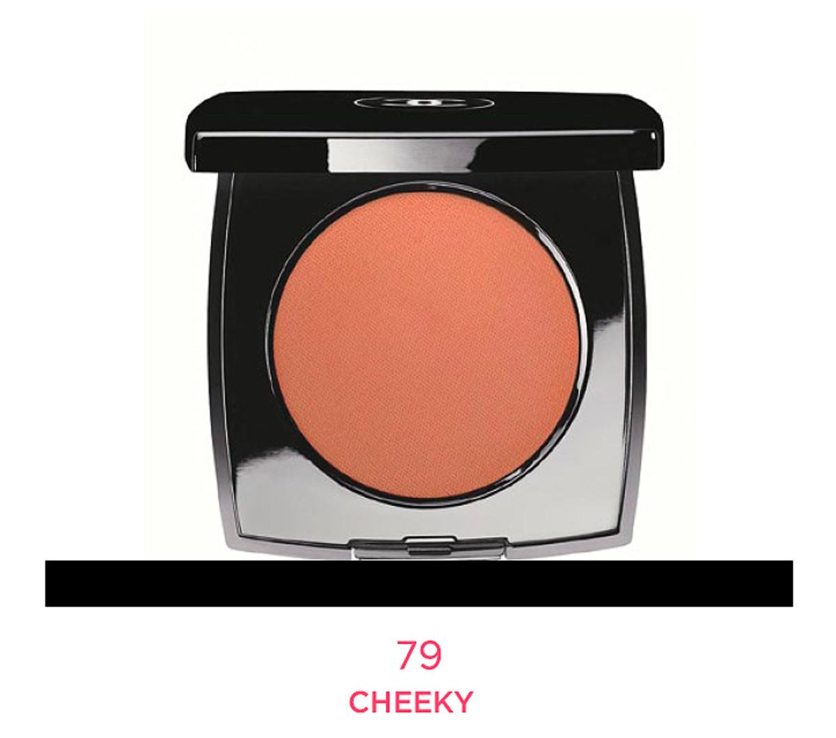 Chanel Summer 2014_cream blush Cheeky