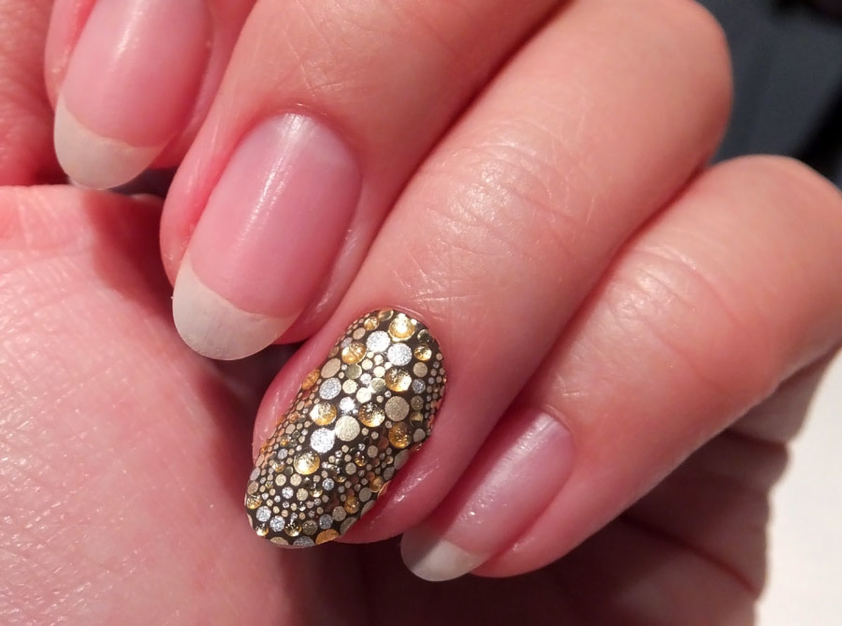 Sticker Happy: How to Apply (and Remove) Revlon by Marchesa Nail ...