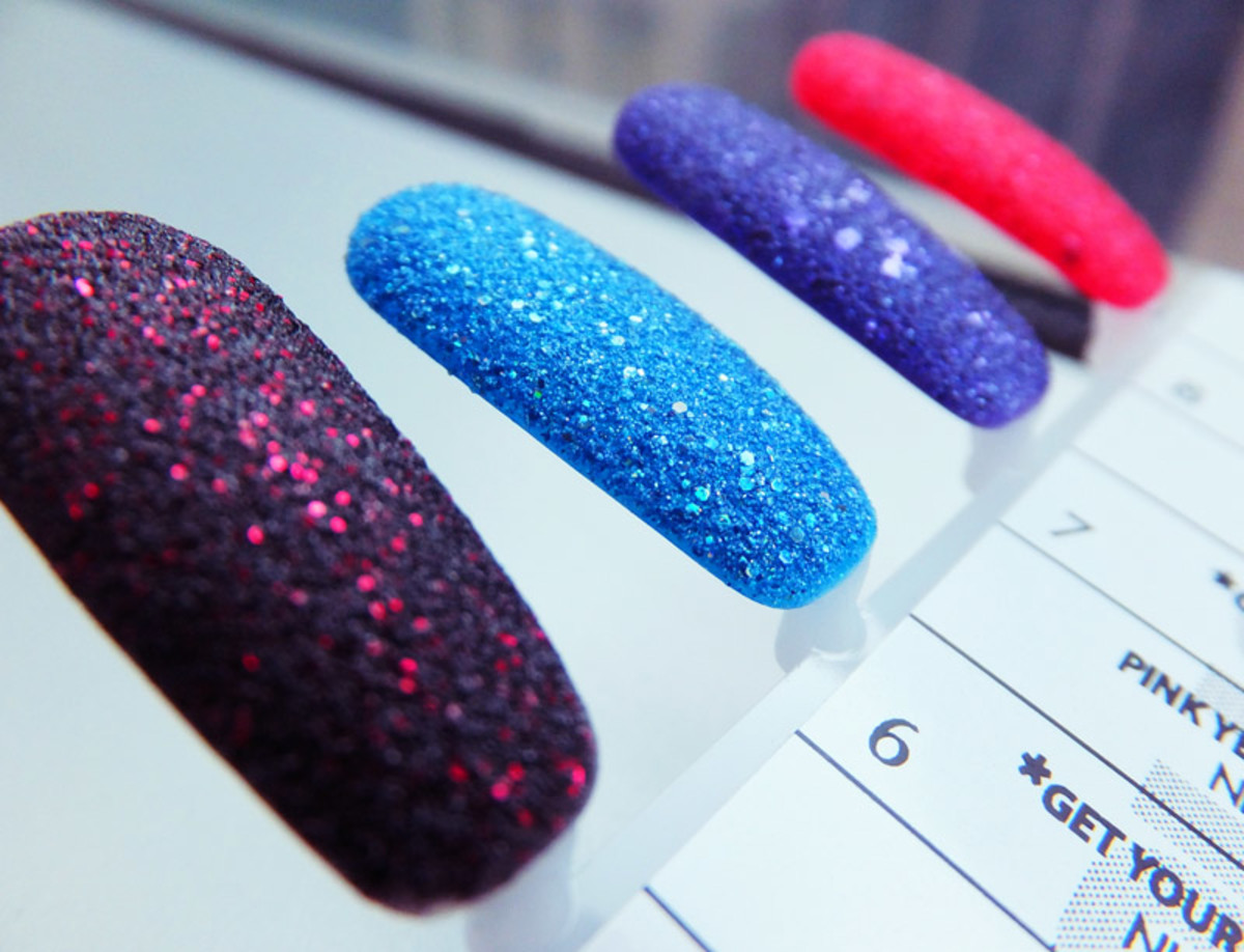 Mariah Carey by OPI nail polish collection_liquid sand_The Impossible_Can't Let Go_Get Your Number_Stay the Night