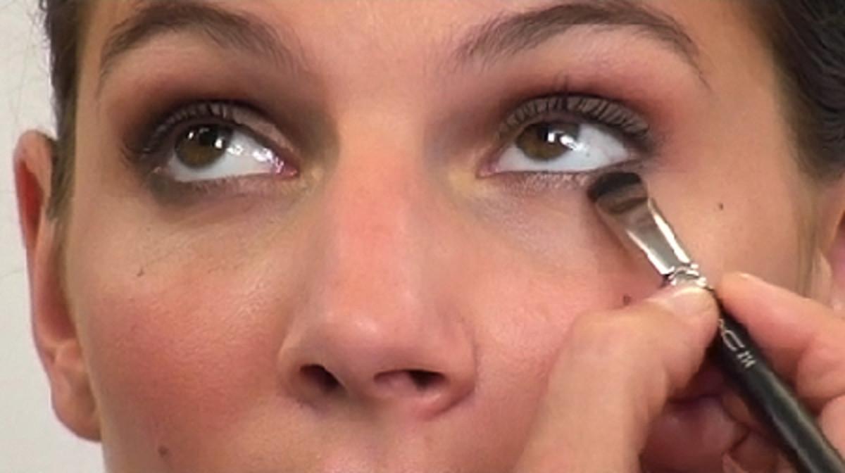 Smokey Eyes by Michelle Rosen