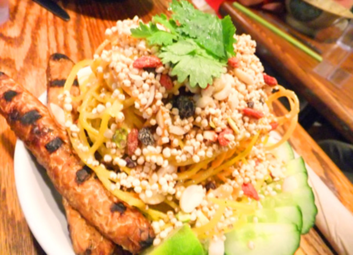 Tangled Thai salad_Fresh