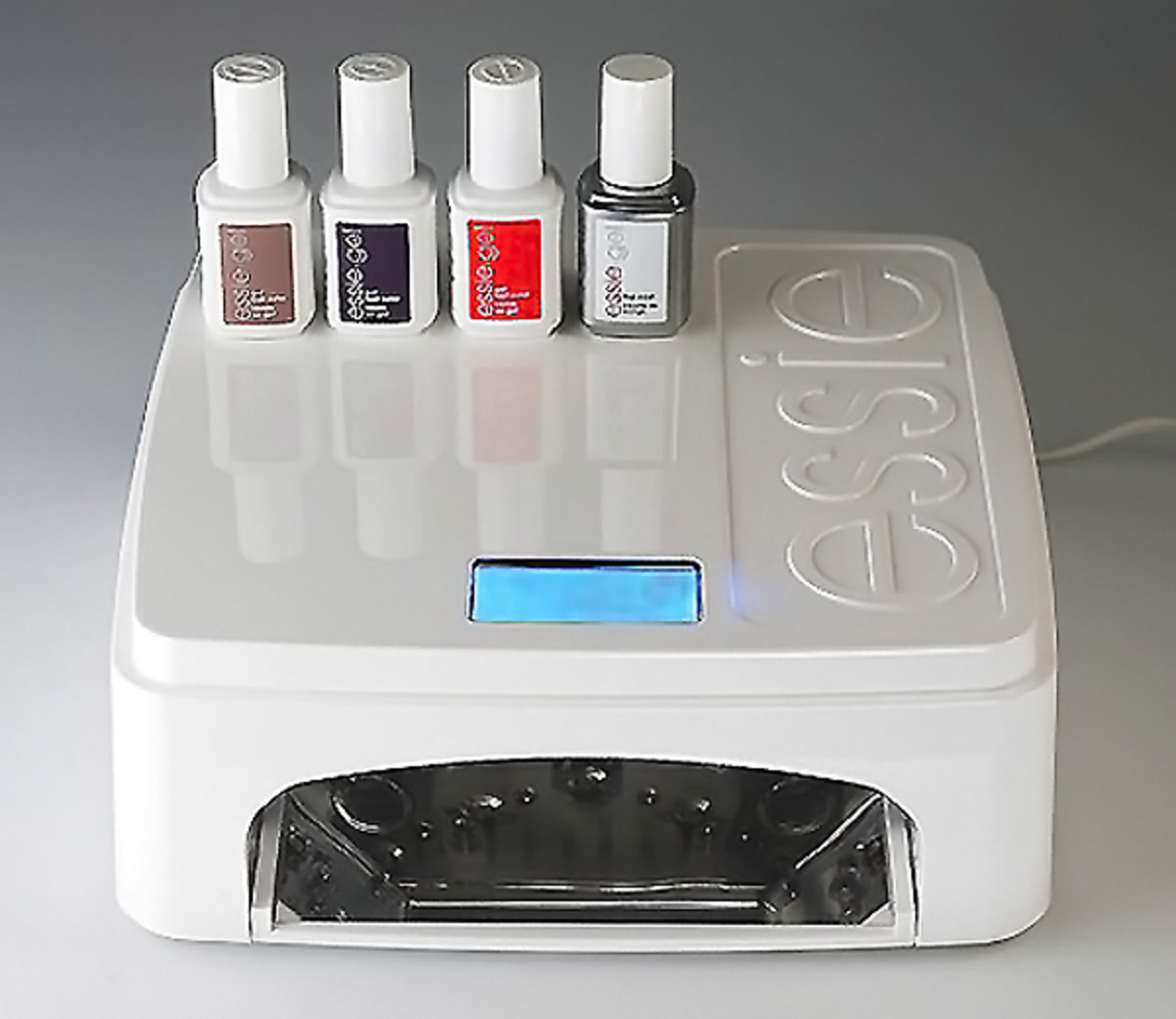 Essie Gel Polish And UV LED Lamp
