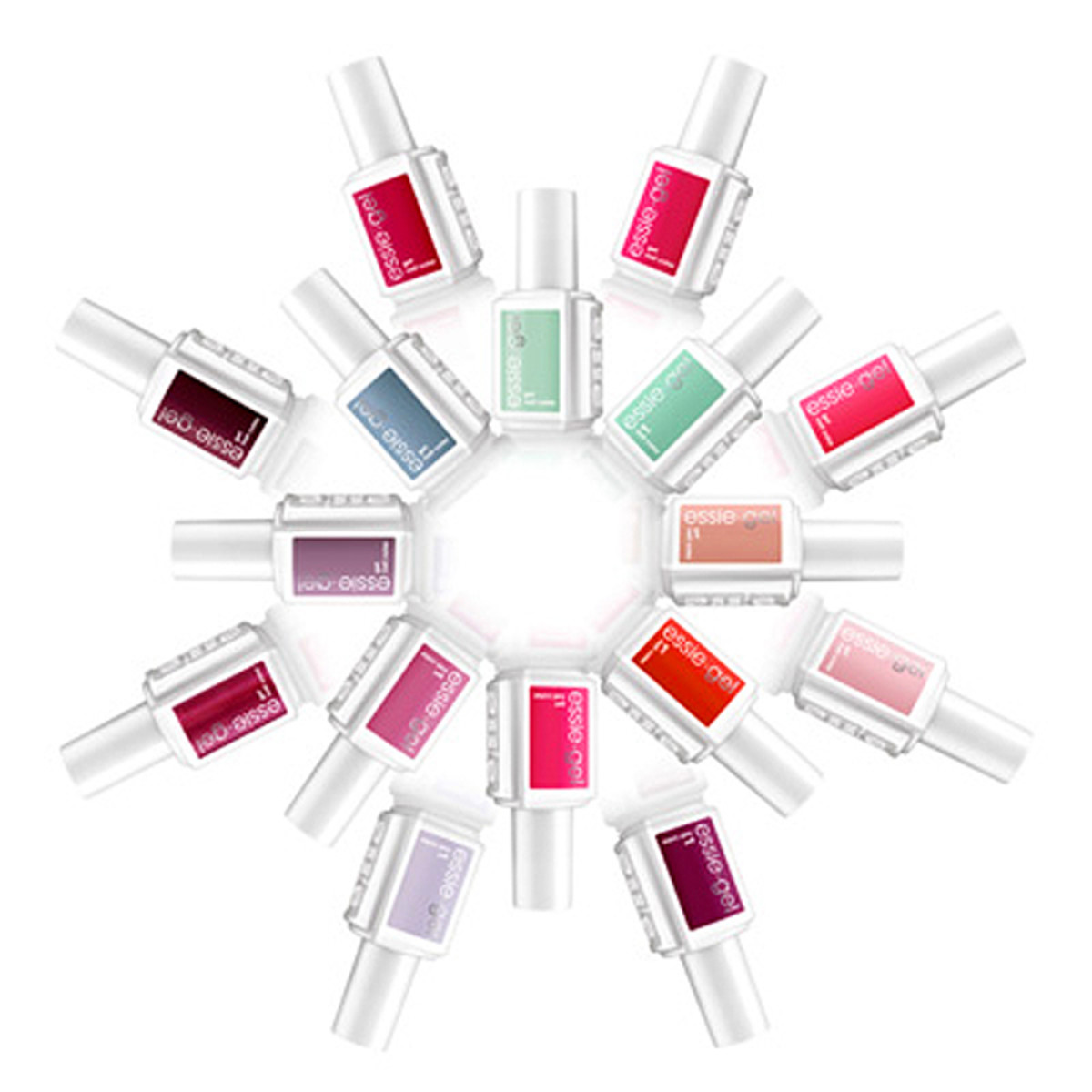 Essie gel polish professional uv line to launch at salons next essie gel nail polish parisarafo Images
