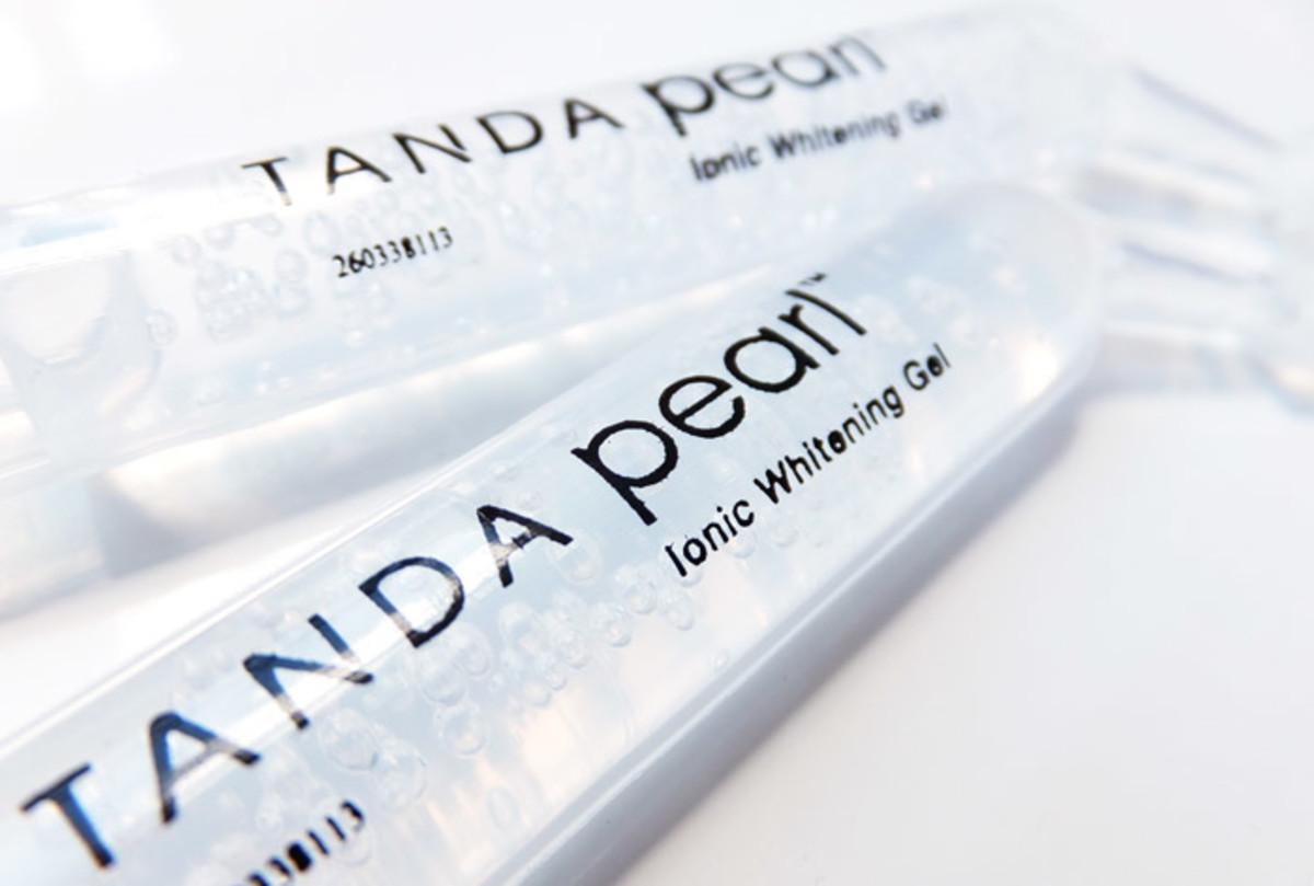 Tanda Pearl Ionic Whitening Gel