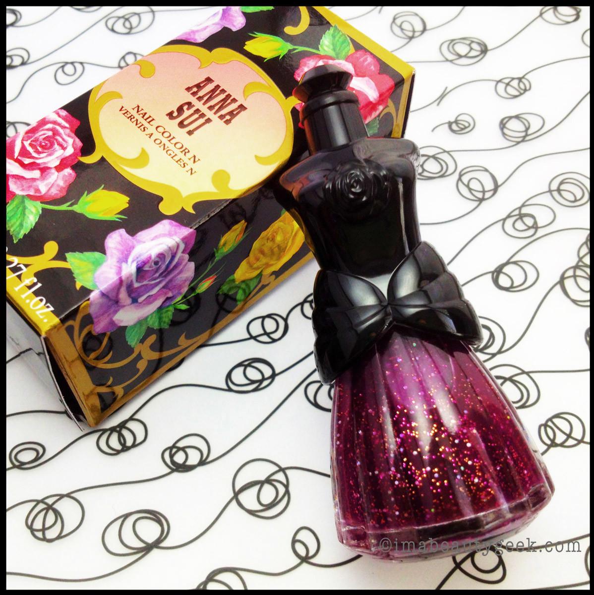 Anna Sui nail polish