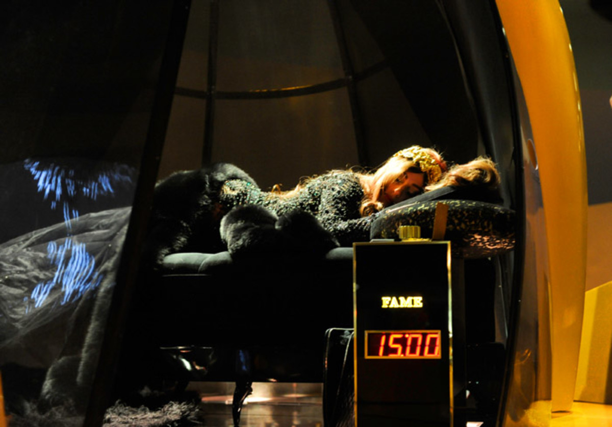 "10_Lady Gaga ""Fame"" Eau de Parfum Launch Event"