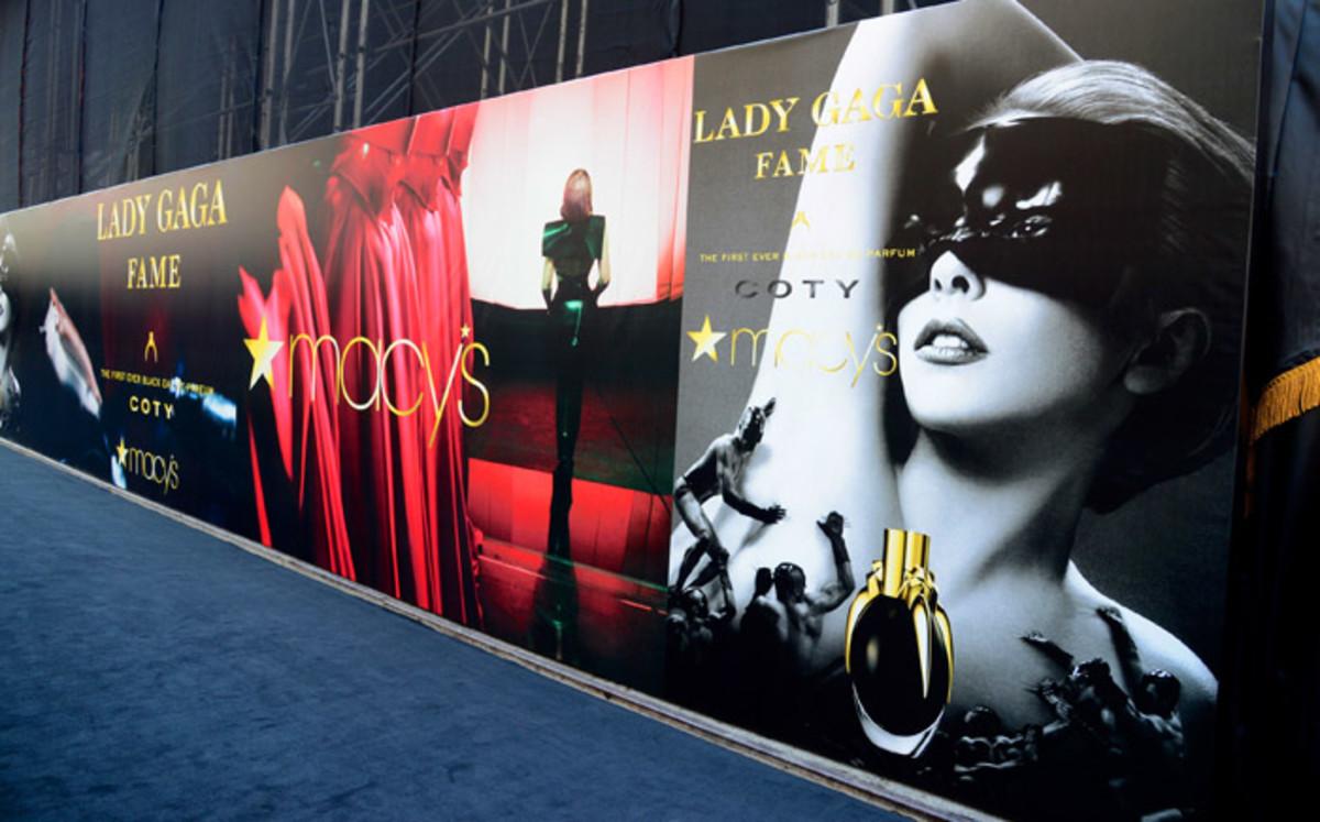 """1_Lady Gaga """"Fame"""" Eau de Parfum Launch - Arrivals"""