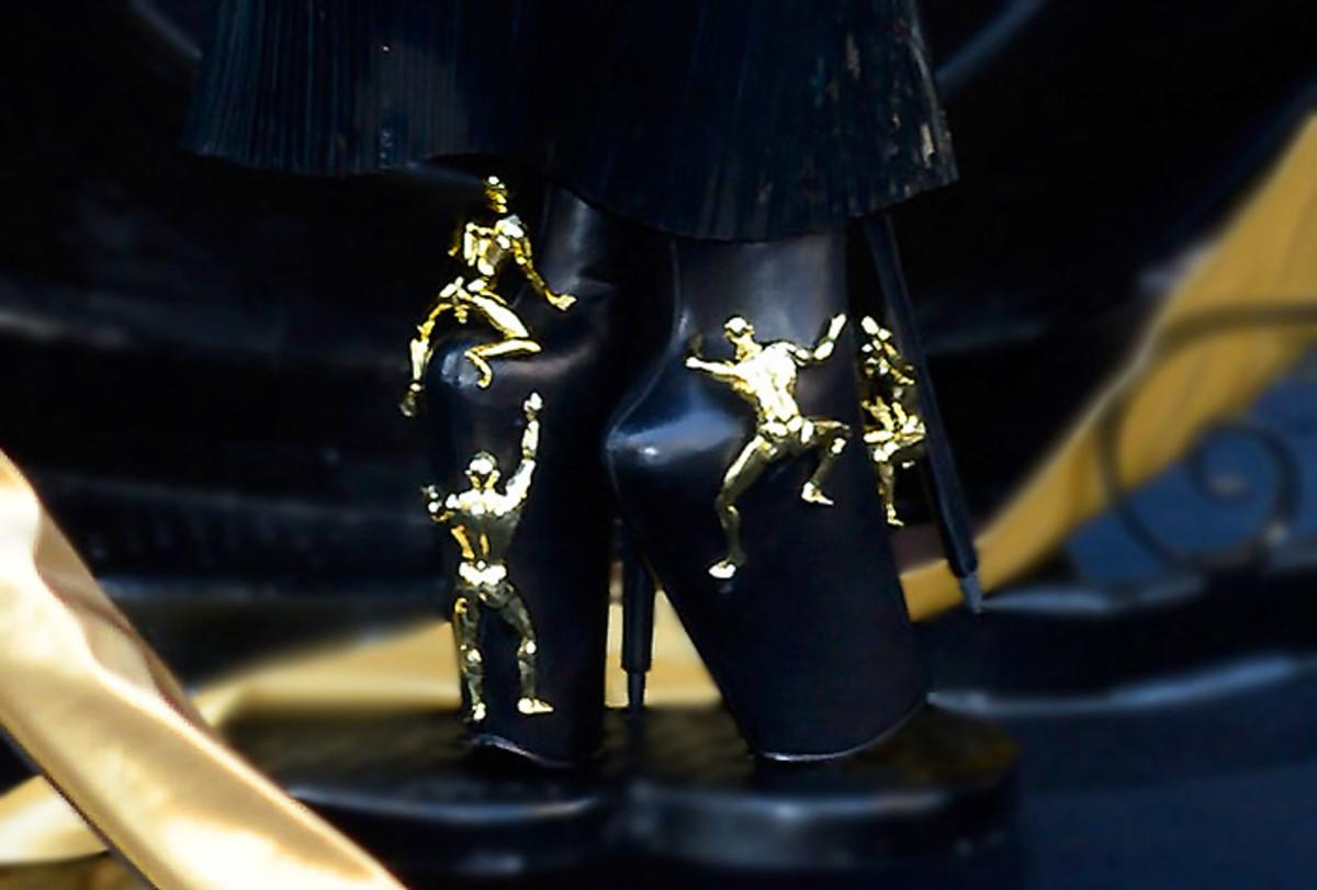 """3b_Lady Gaga """"Fame"""" Eau de Parfum Launch - Arrivals"""