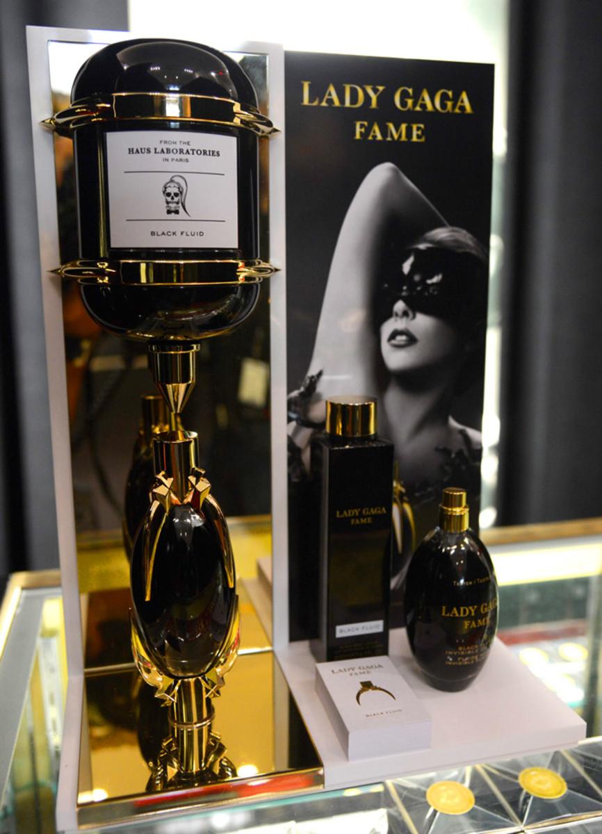 """5_Lady Gaga """"Fame"""" Eau de Parfum Launch - Arrivals"""