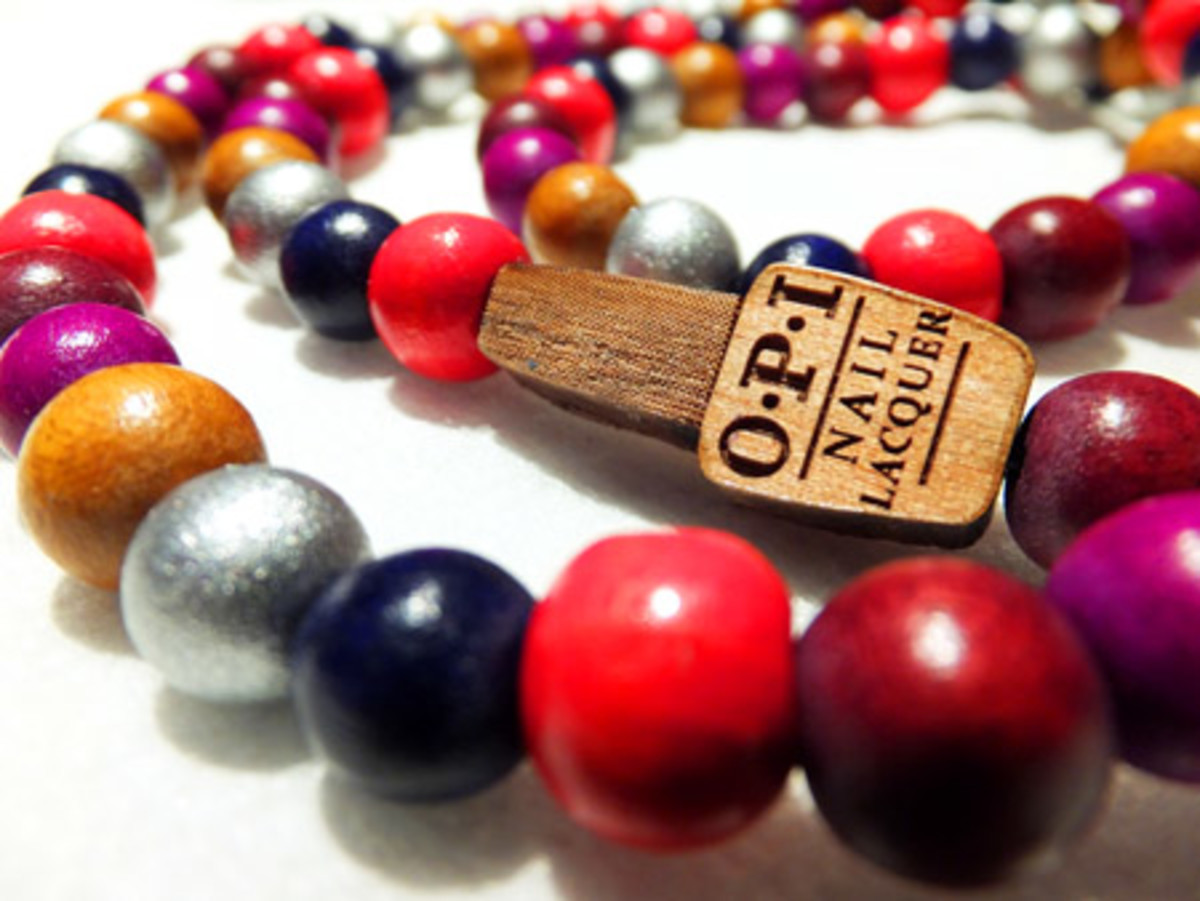 OPI Fall 2013 San Francisco collection_bead necklace_not for sale