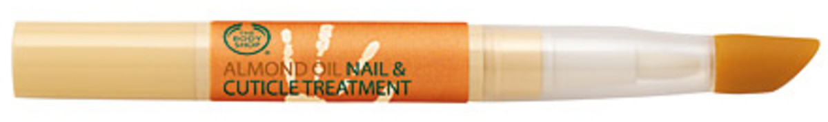 The Body Shop Almond Oil Nail & Cuticle Treatment