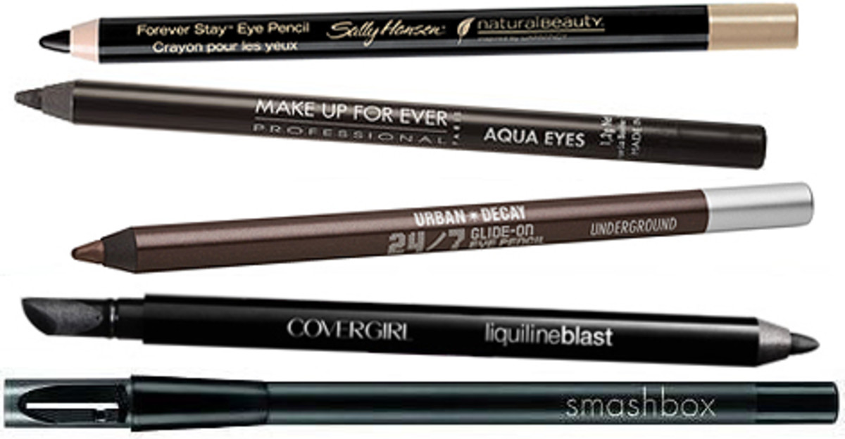 Five Great Eye Liners