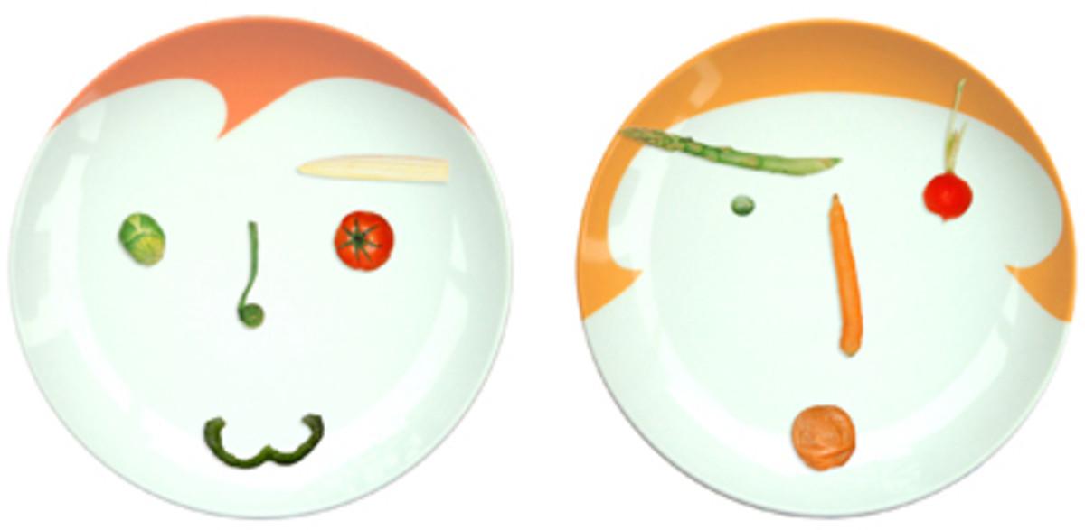Paul & Kate Plates_Pitekan