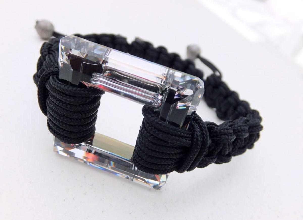 Eco-Hedonism bracelet, Mika