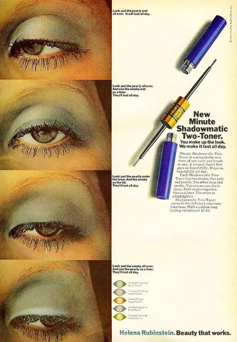 Helena Rubenstein blue shadow_1972