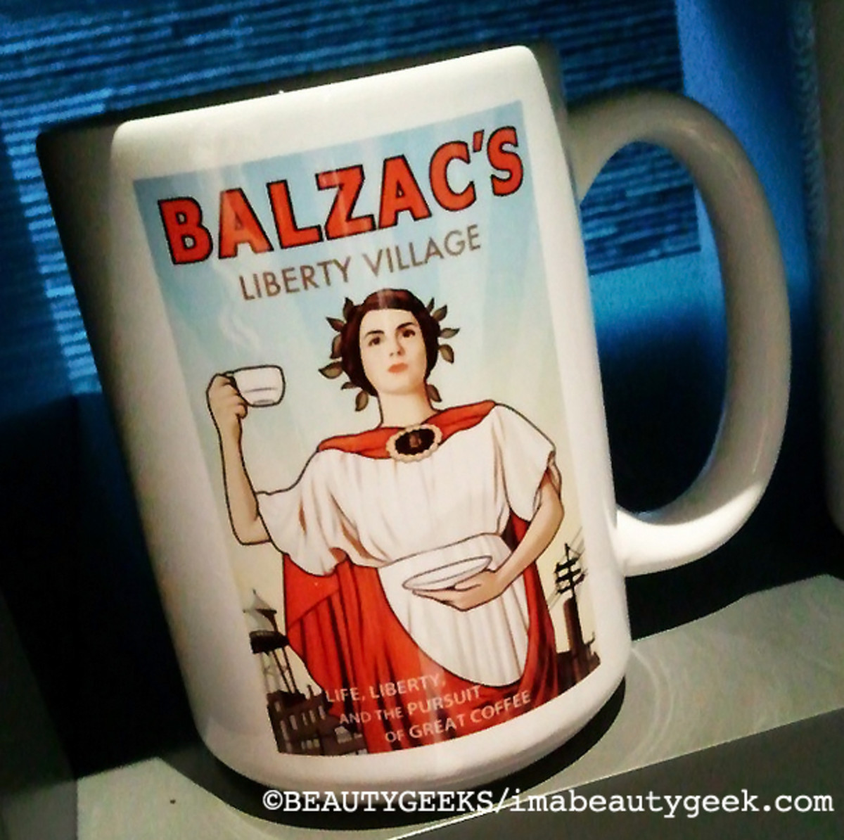 TIFF media lounge_Balzac's coffee