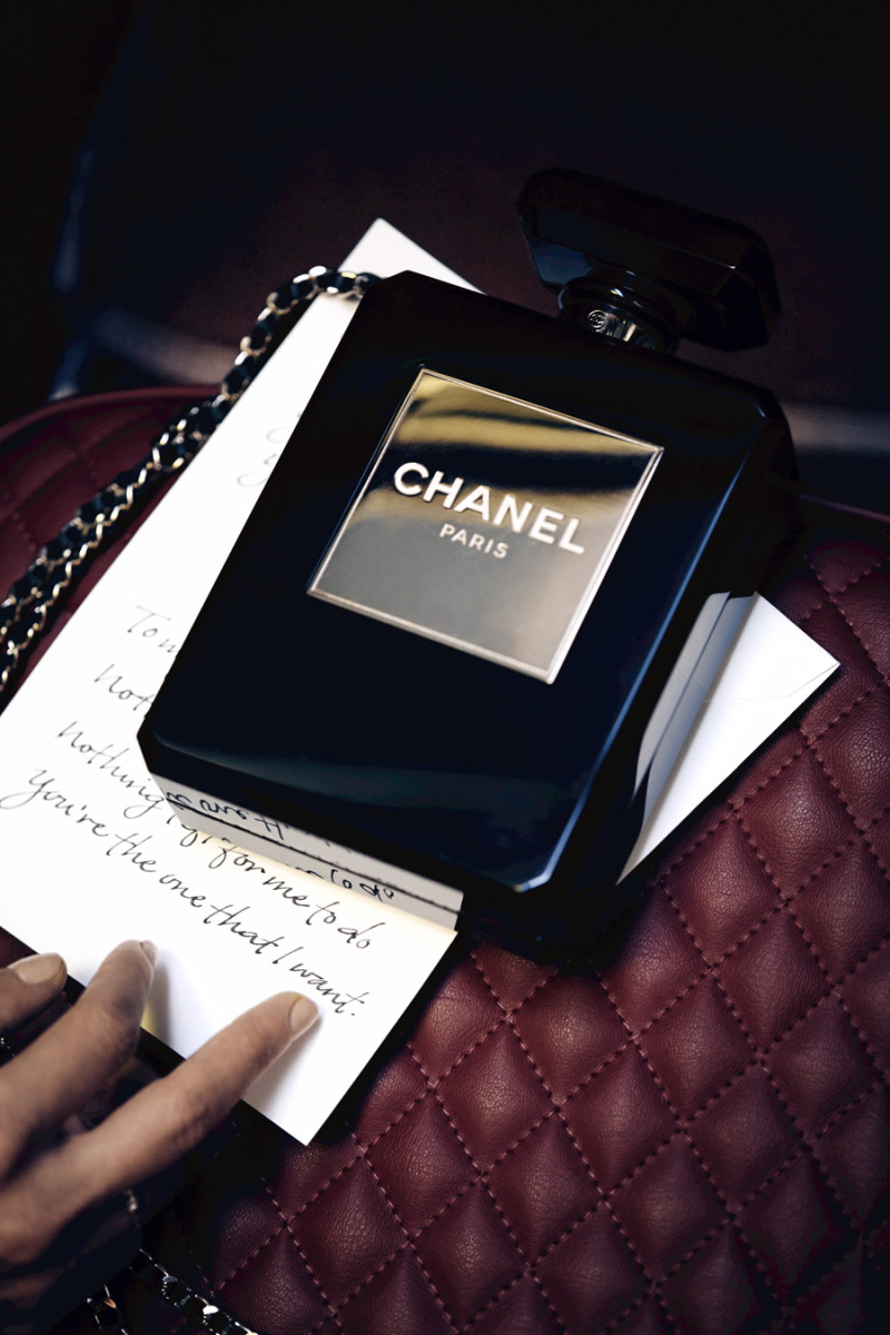Chanel No 5 The One That I Want_the note