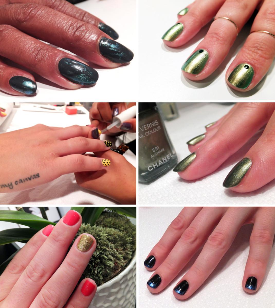 avocado beauty treatments_avocados from Mexico_avocado hand mask_manicures afterward