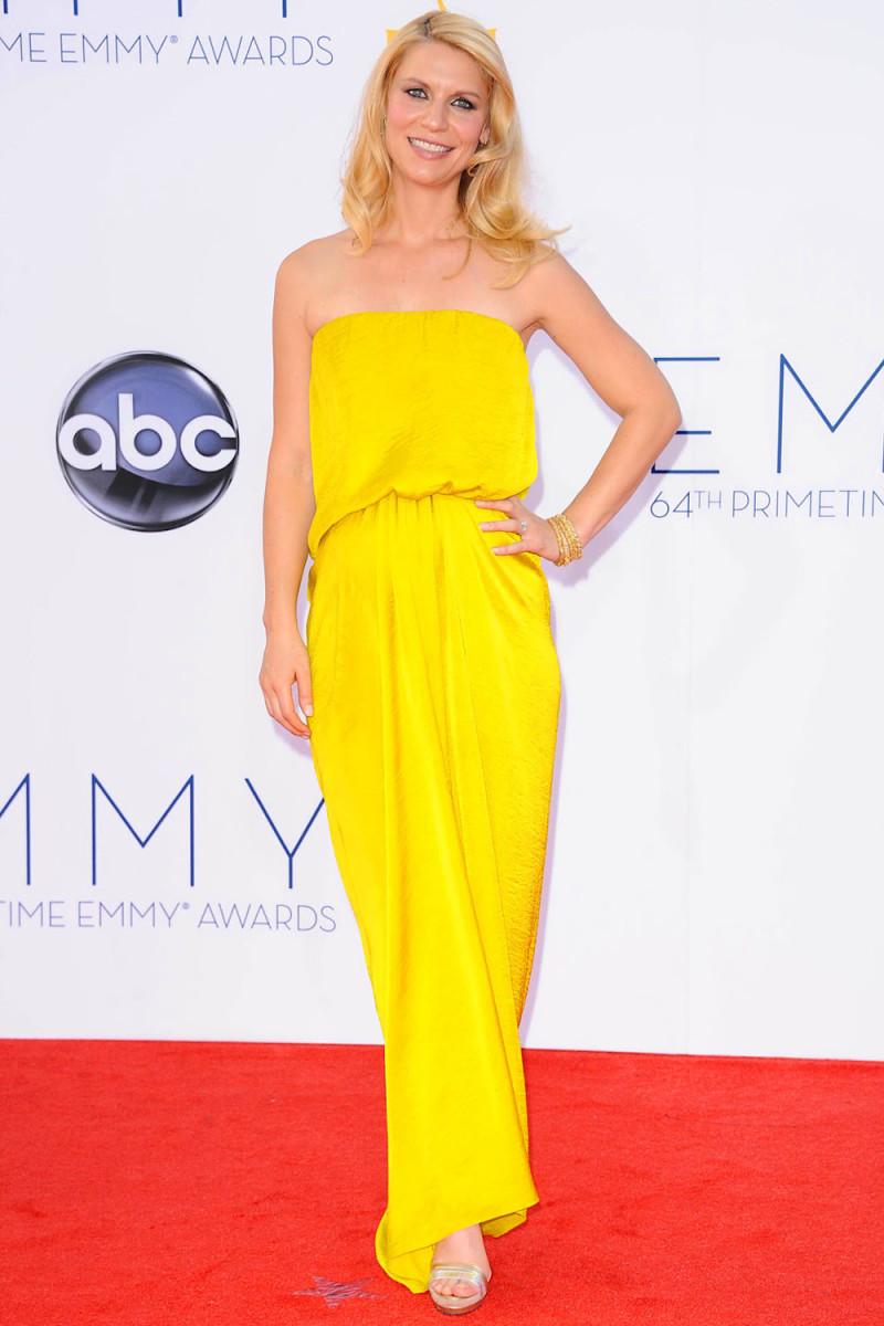 Claire Danes_Lanvin_Emmy Awards 2012