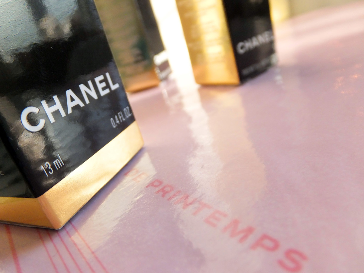 Chanel Variation Spring 2014 Makeup Collection Chanel Variation Spring 2014 Makeup Collection new foto