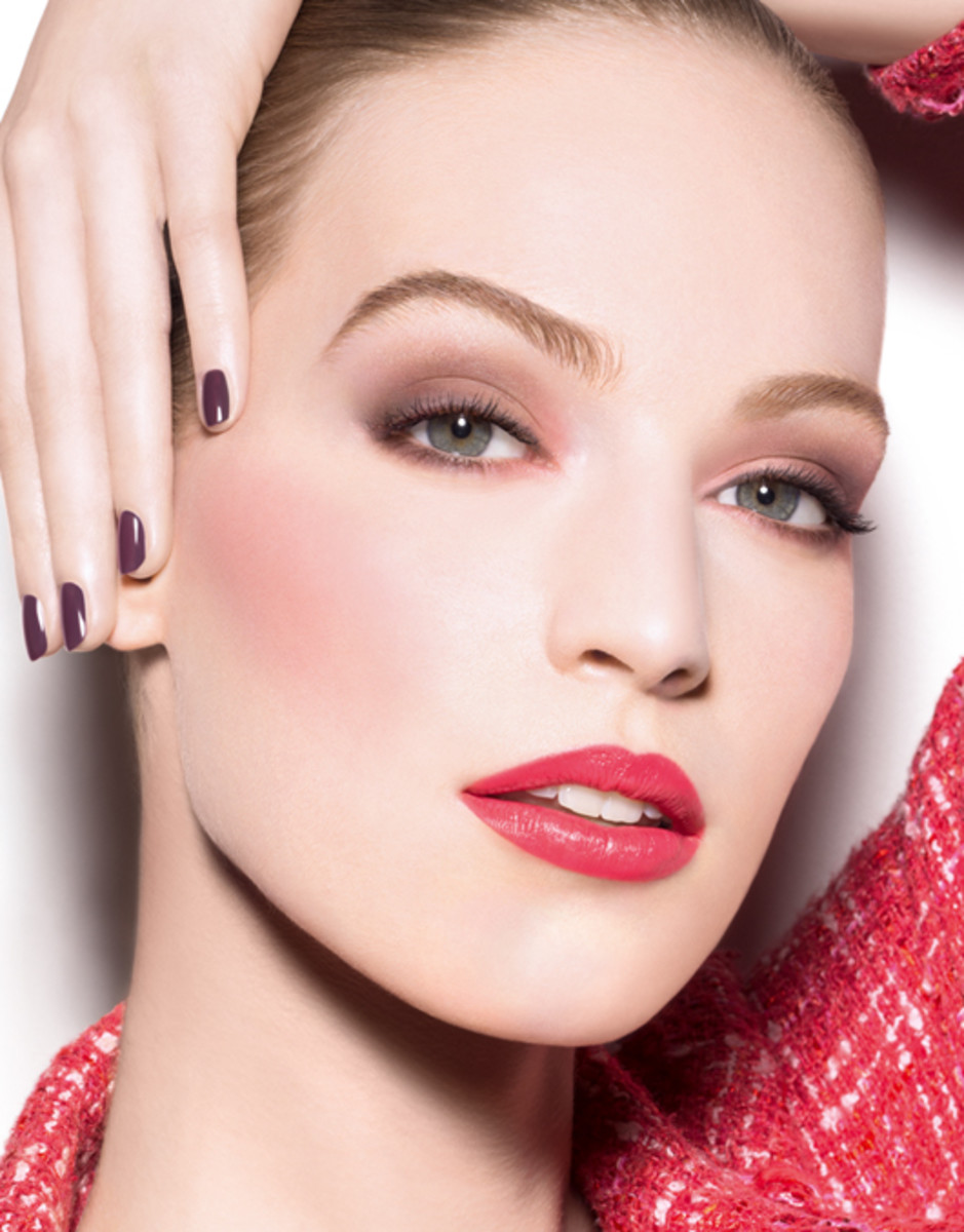 Chanel Variation Spring 2014 Makeup Collection photo