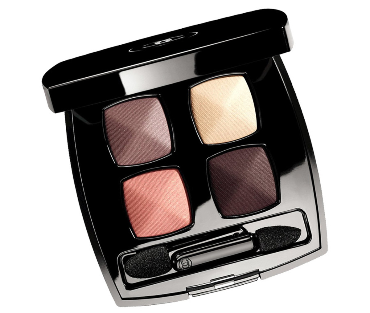 Chanel Spring 2014_Lumieres Facettes Quadrille Eye Shadow Quad_original image courtesy of Chanel_altered by BEAUTYGEEKS imabeautygeek.com.jpg