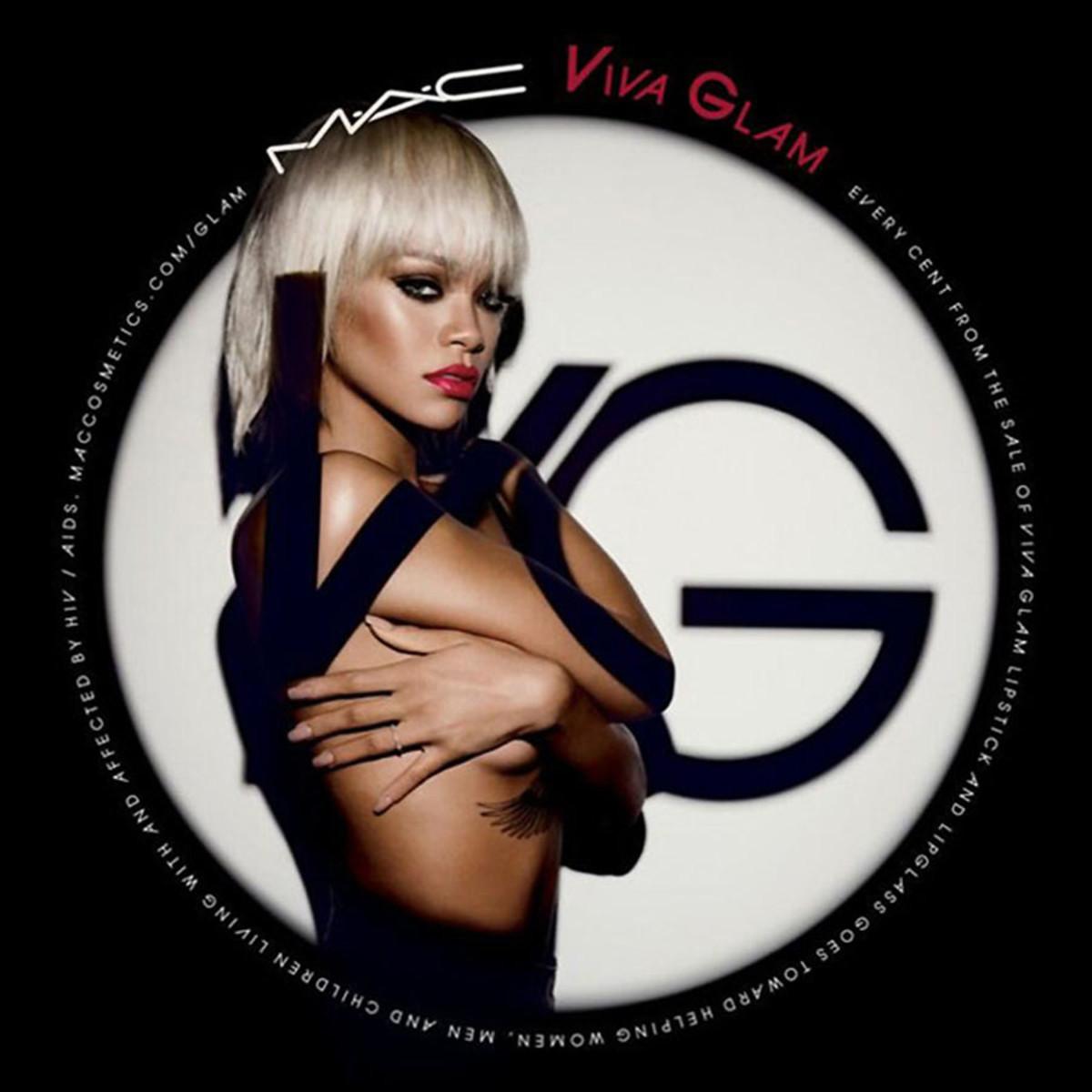 MAC Viva Glam Rihanna_beauty shot