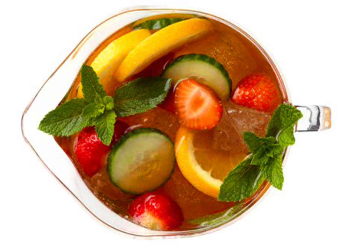 Pimm's Ultimate Summer Drink