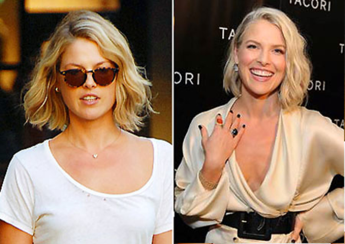 Ali Larter two ways