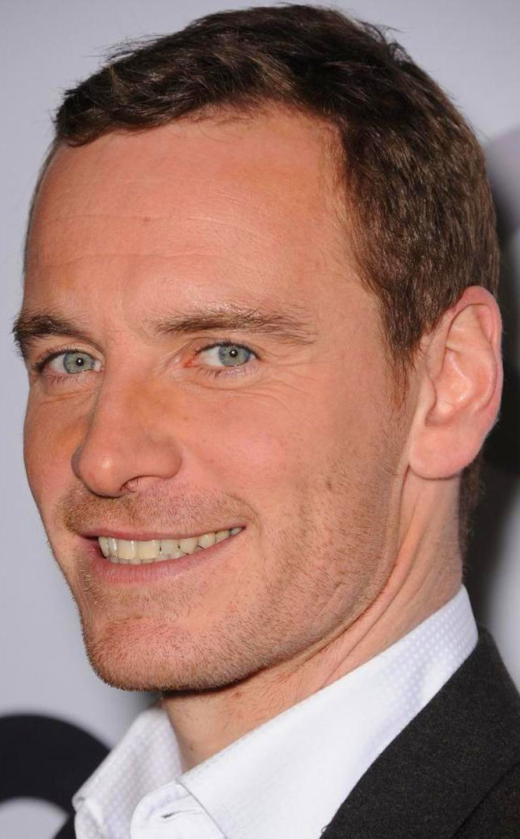 Michael Fassbender_Haywire_before whiter teeth