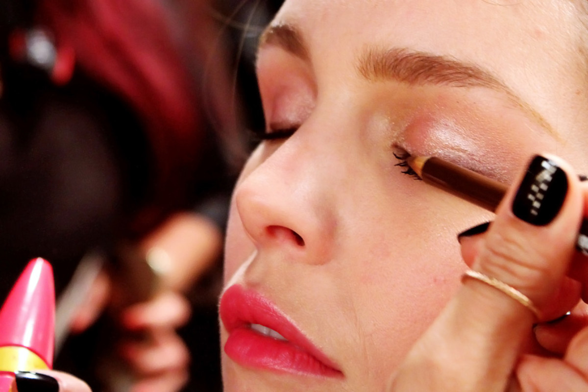 pretty girl makeup_david dixon backstage beauty_stephanie_makeup maybelline grace lee