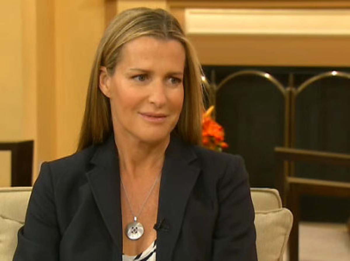 India Hicks on Canada AM_makeup by Dino Dilio