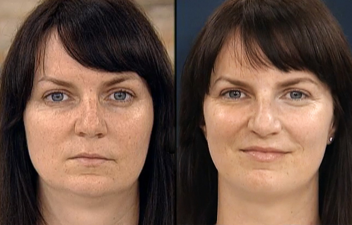Liz_before and after_Boxx Cosmetics_TheShoppingChannel