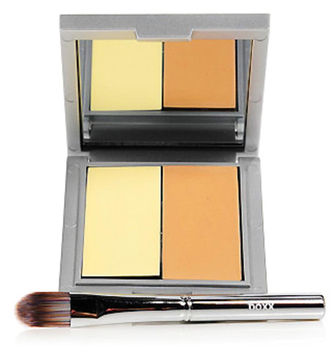 Boxx Cosmetics_Cream Corrector Kit