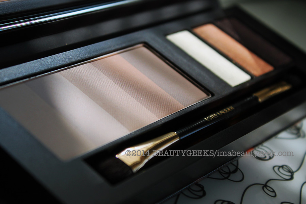 Estee Lauder Bronze Goddess Nudes Eye Shadow Palette Summer 2014_mattes