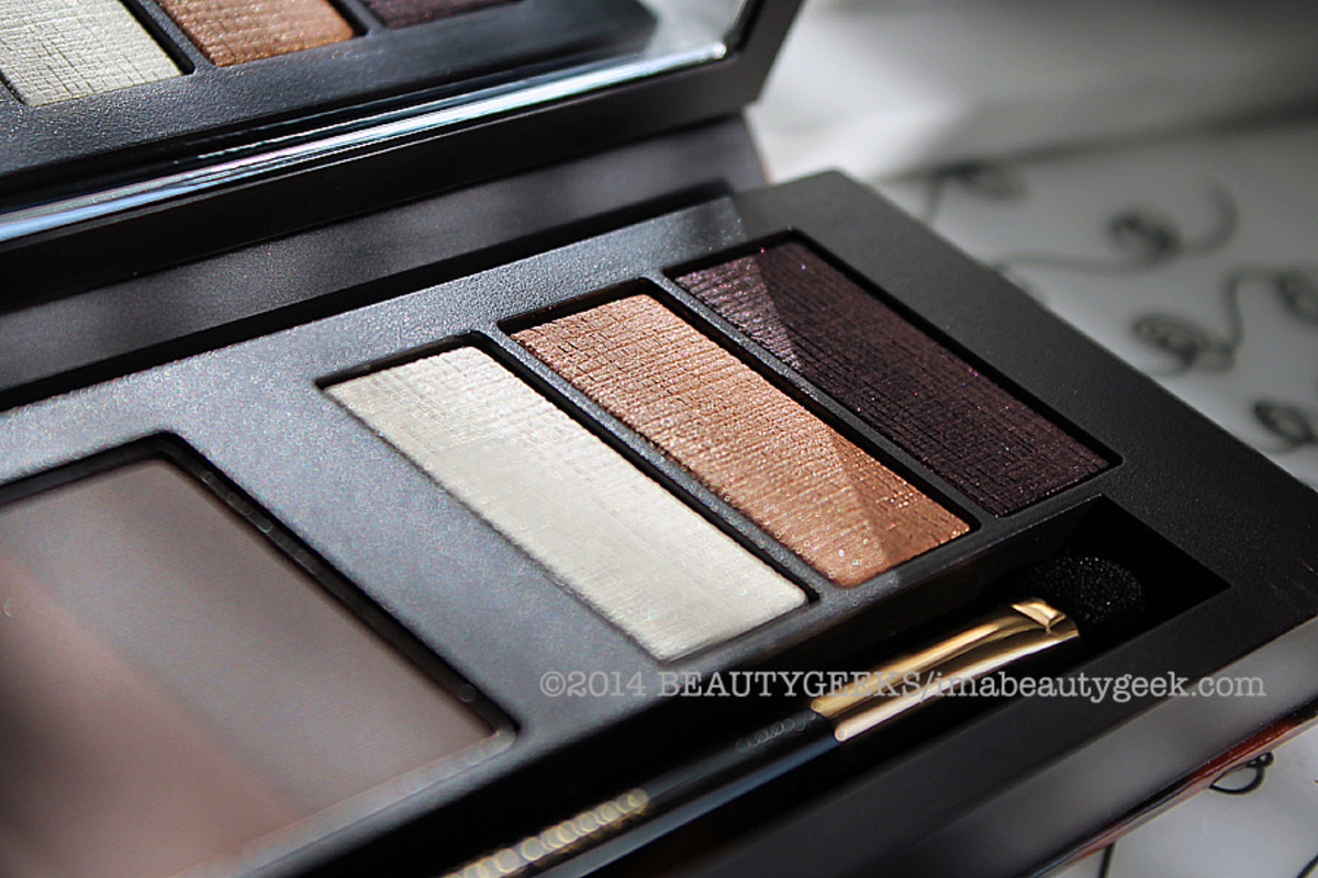 Estee Lauder Bronze Goddess Nudes eye shadow palette_summer 2014