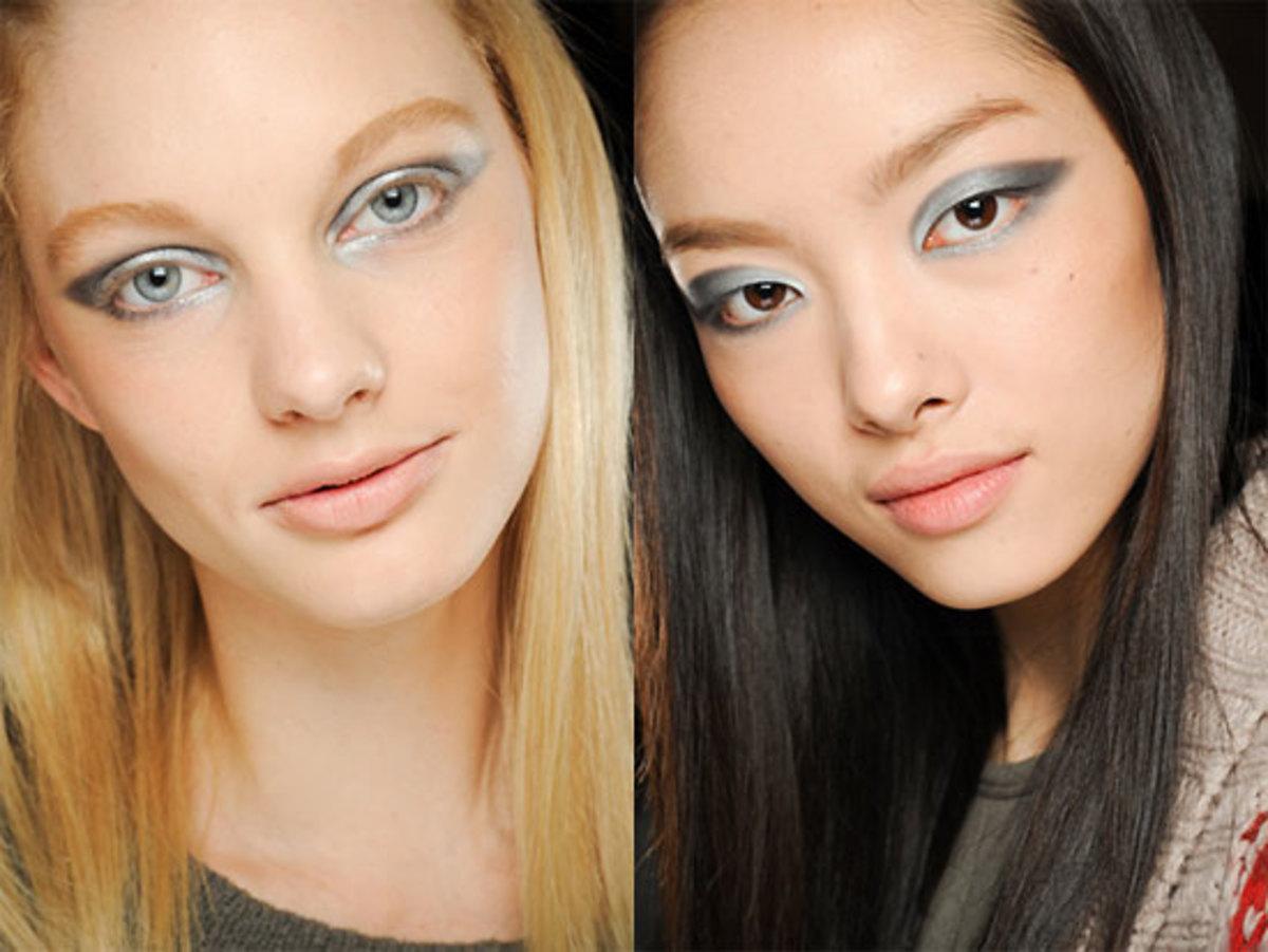derek-lam-fall-2011-smoky-eye-makeup