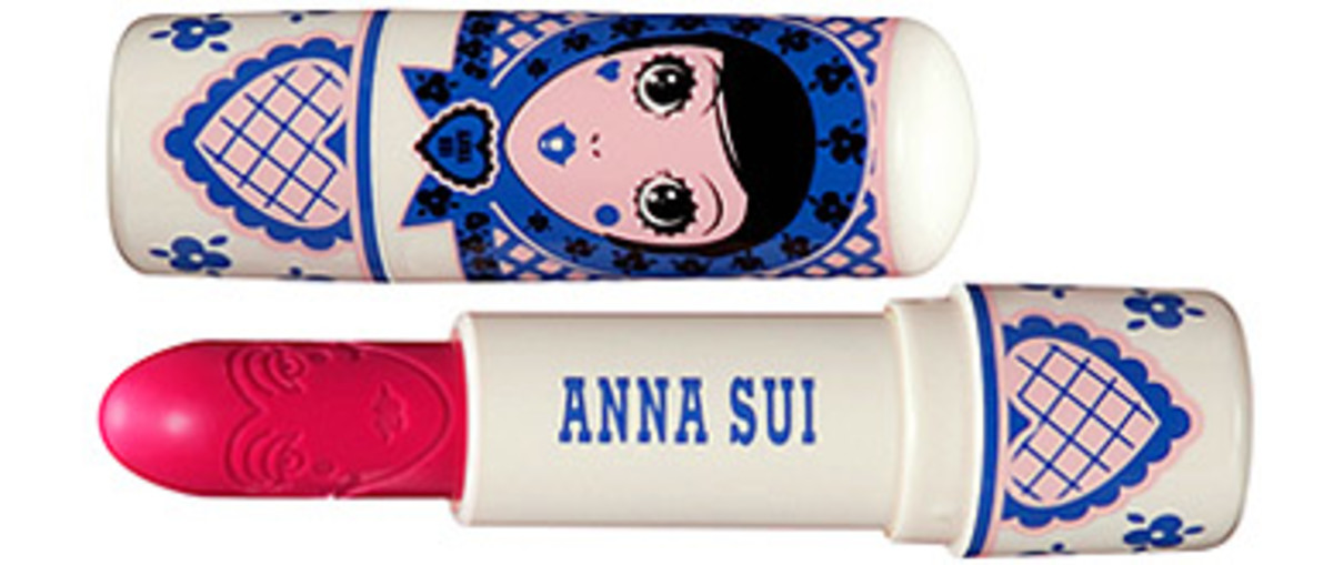 Anna Sui Dolly Girl Lipstick in 002