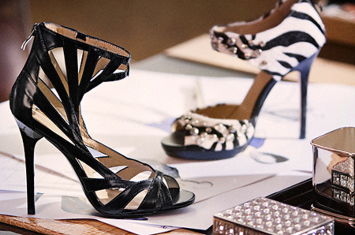 cb759dd0f14a Shoe-In  Jimmy Choo for H M at Select Canadian H M Stores on ...