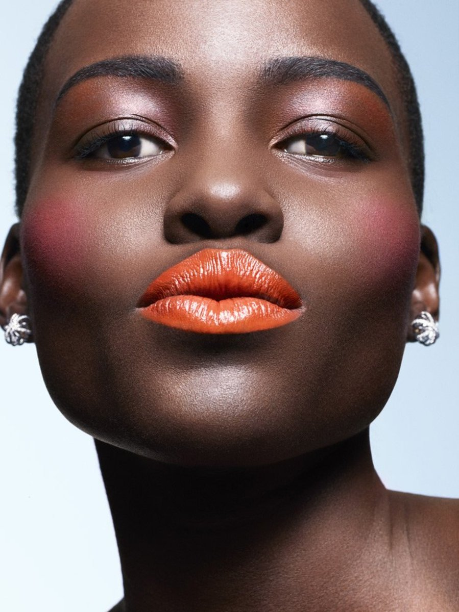 Black Beauty Dark Beauty Oscar Winner Lupita Nyong O On