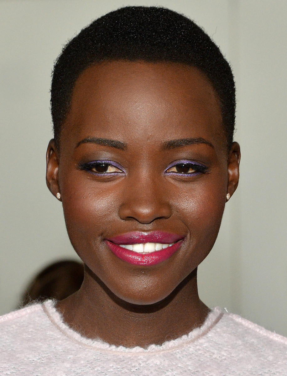 Lupita Nyong'o NYFW_13 FEB 14