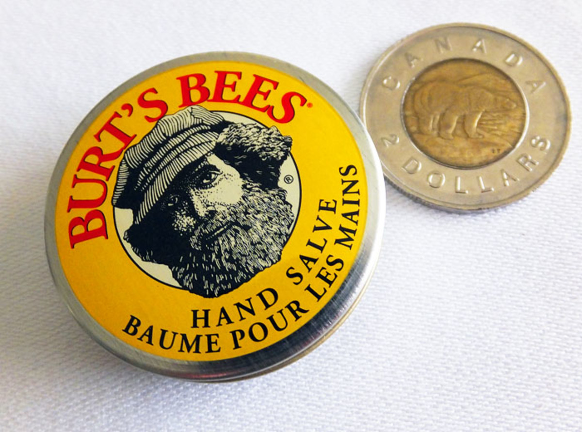 Burt's Bees Hand Salve_mini tin