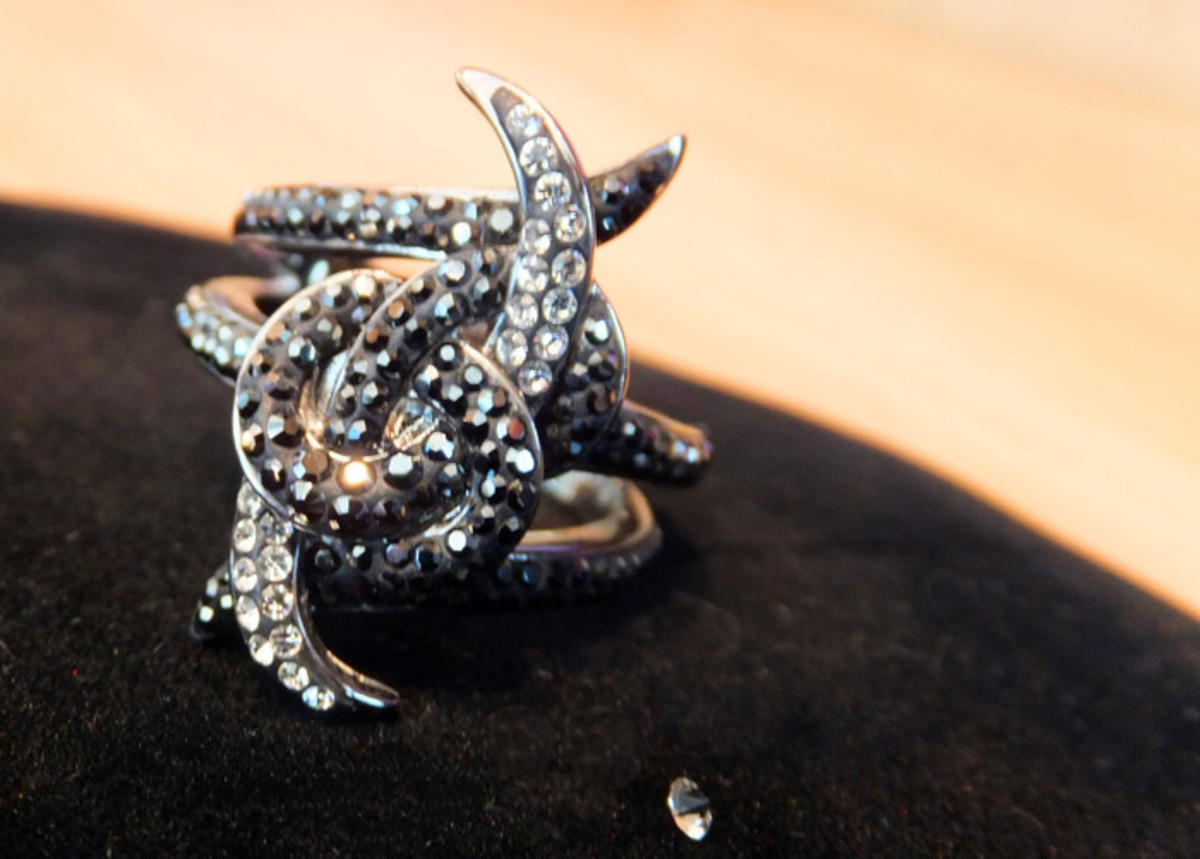 Swarovski_James Bond_Skyfall collection ring