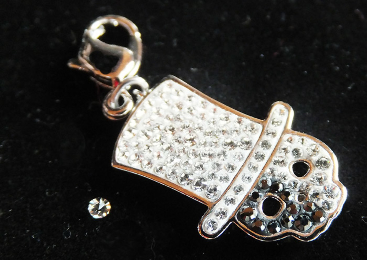 Swarovski_James Bond Collection_Samedi charm