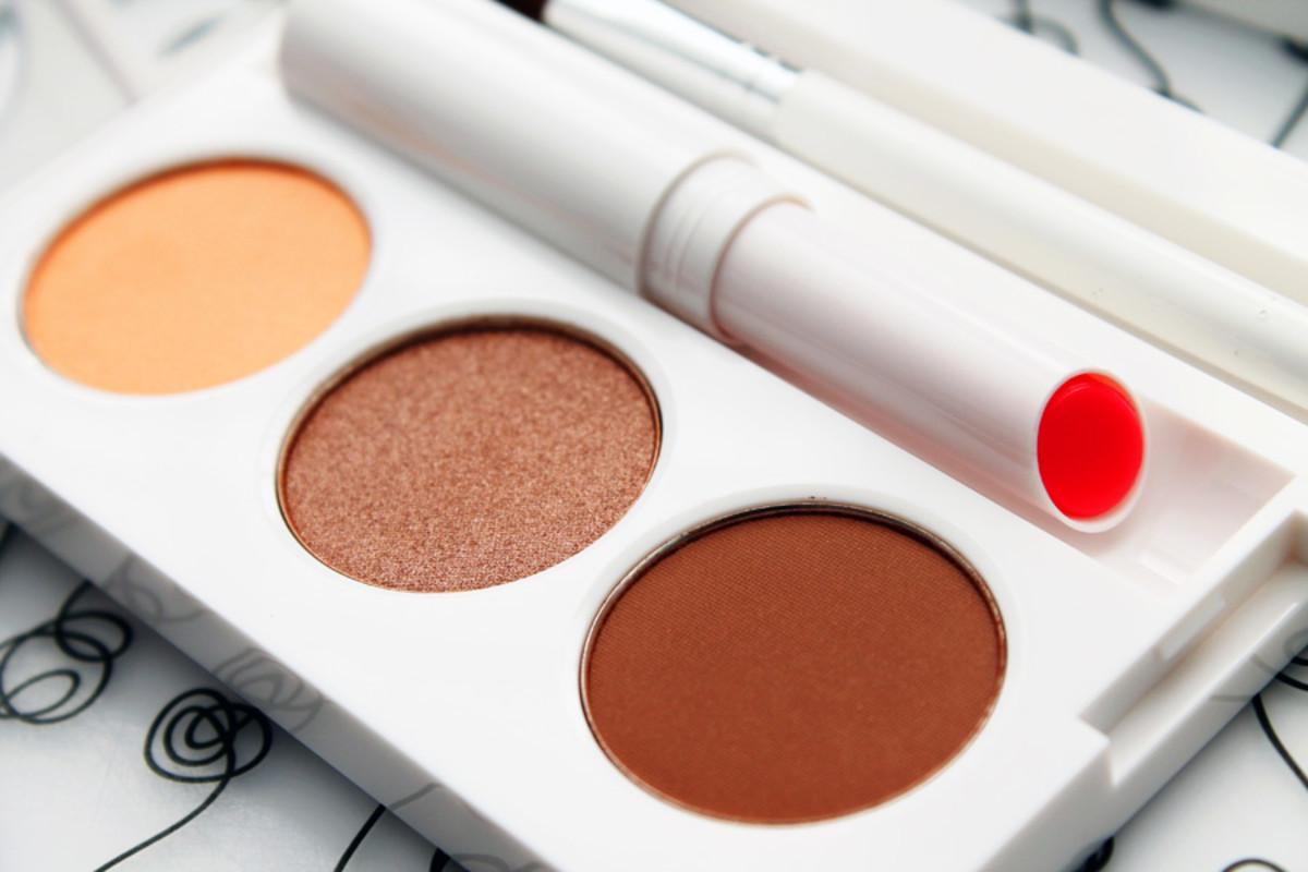 Joe Fresh Eye and Lip Palette_Bronze Age_Joe Fresh Spring 2014 makeup