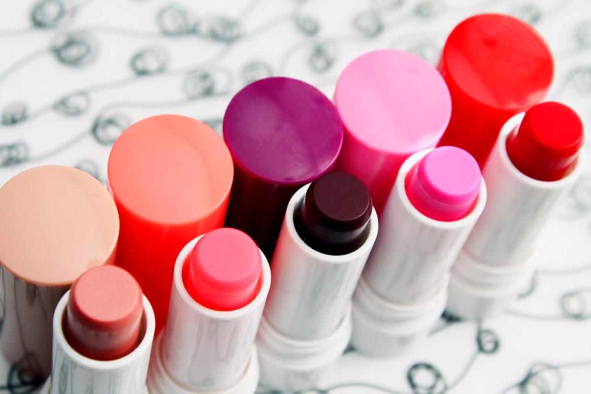 Joe Fresh sheer lip balm uncovered_Joe Fresh Spring 2014 makeup