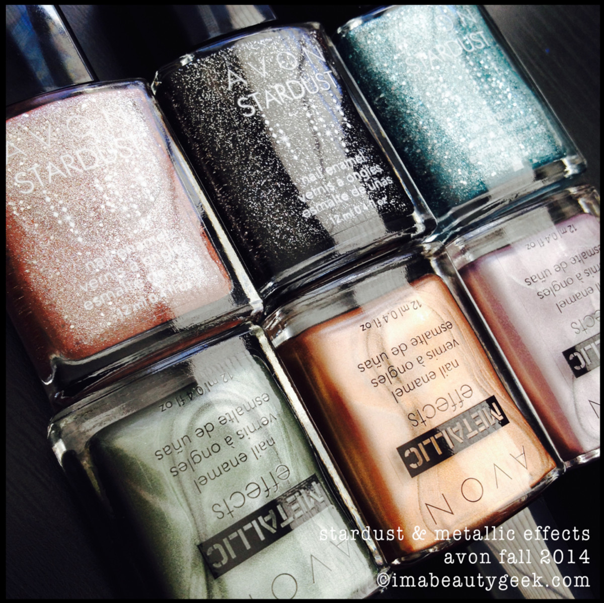 Avon Polish Fall 2014